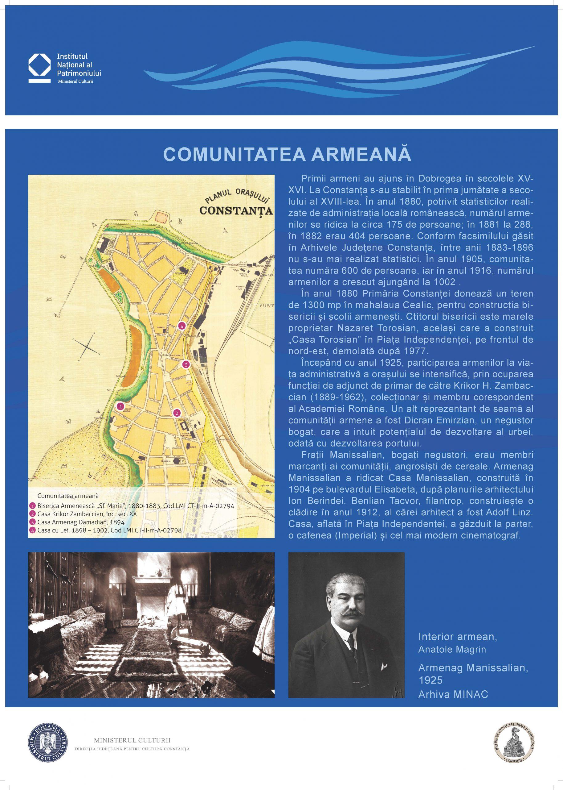 Comunitatea armeană
