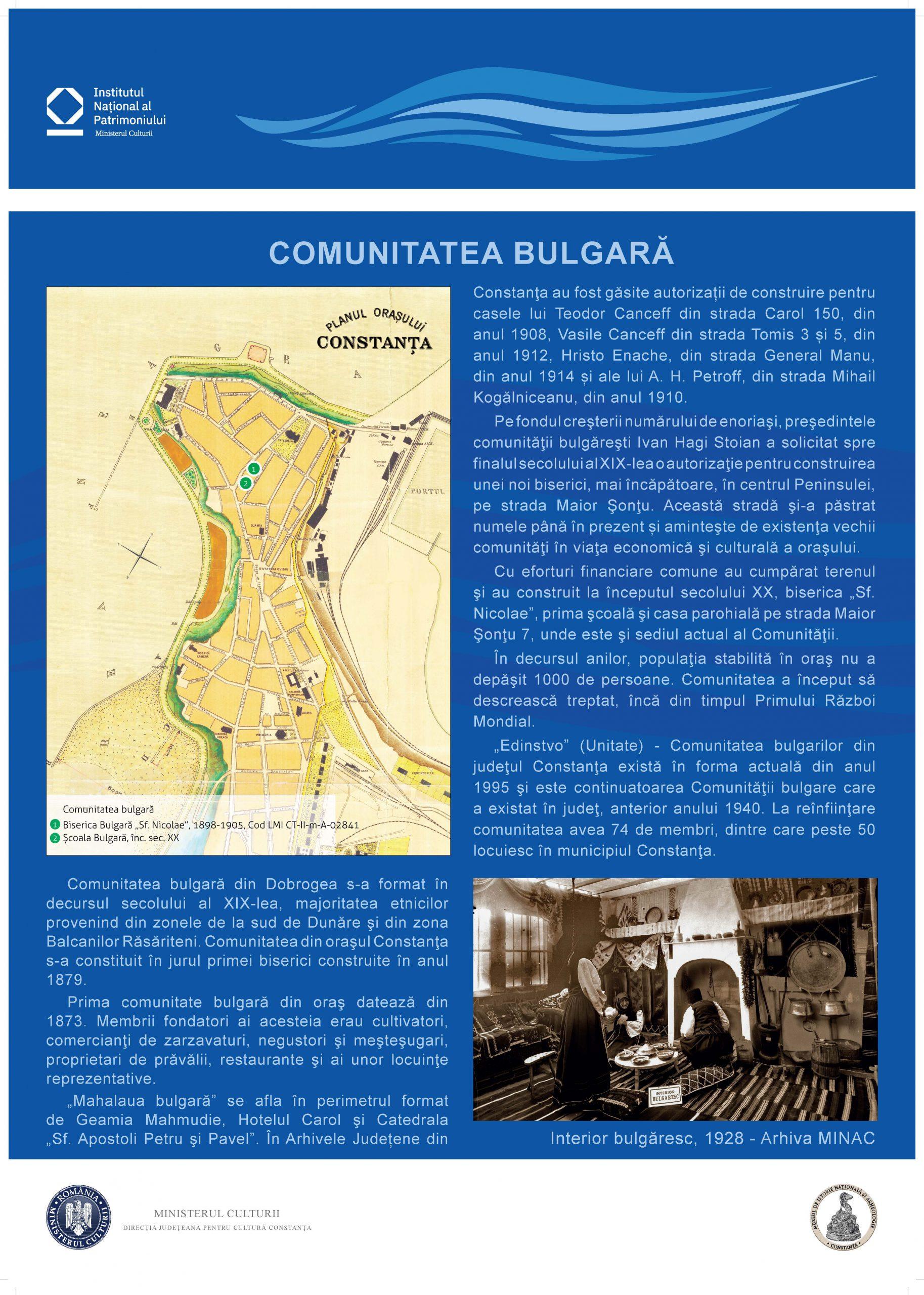 Comunitatea Bulgară