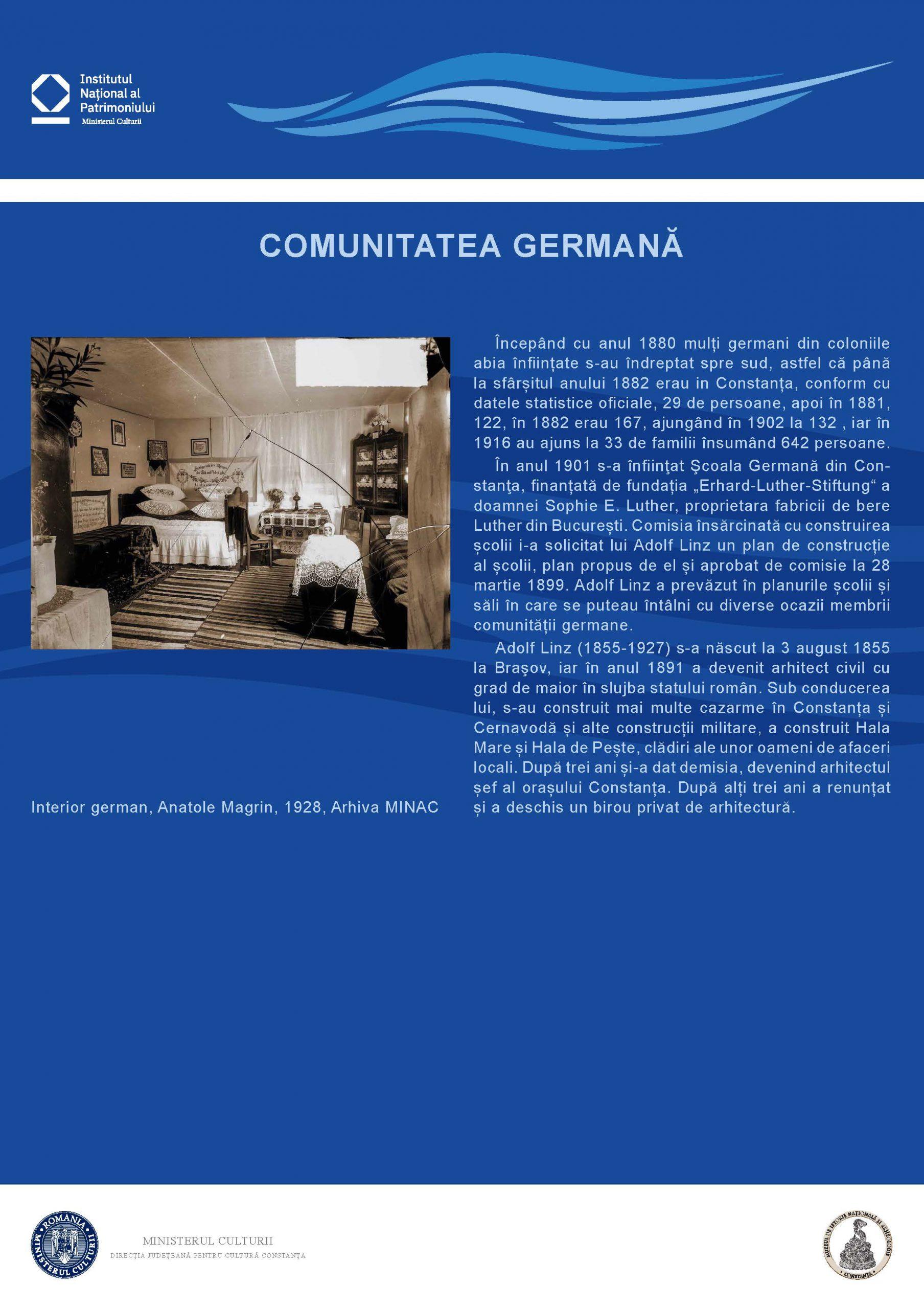 Comunitatea germană