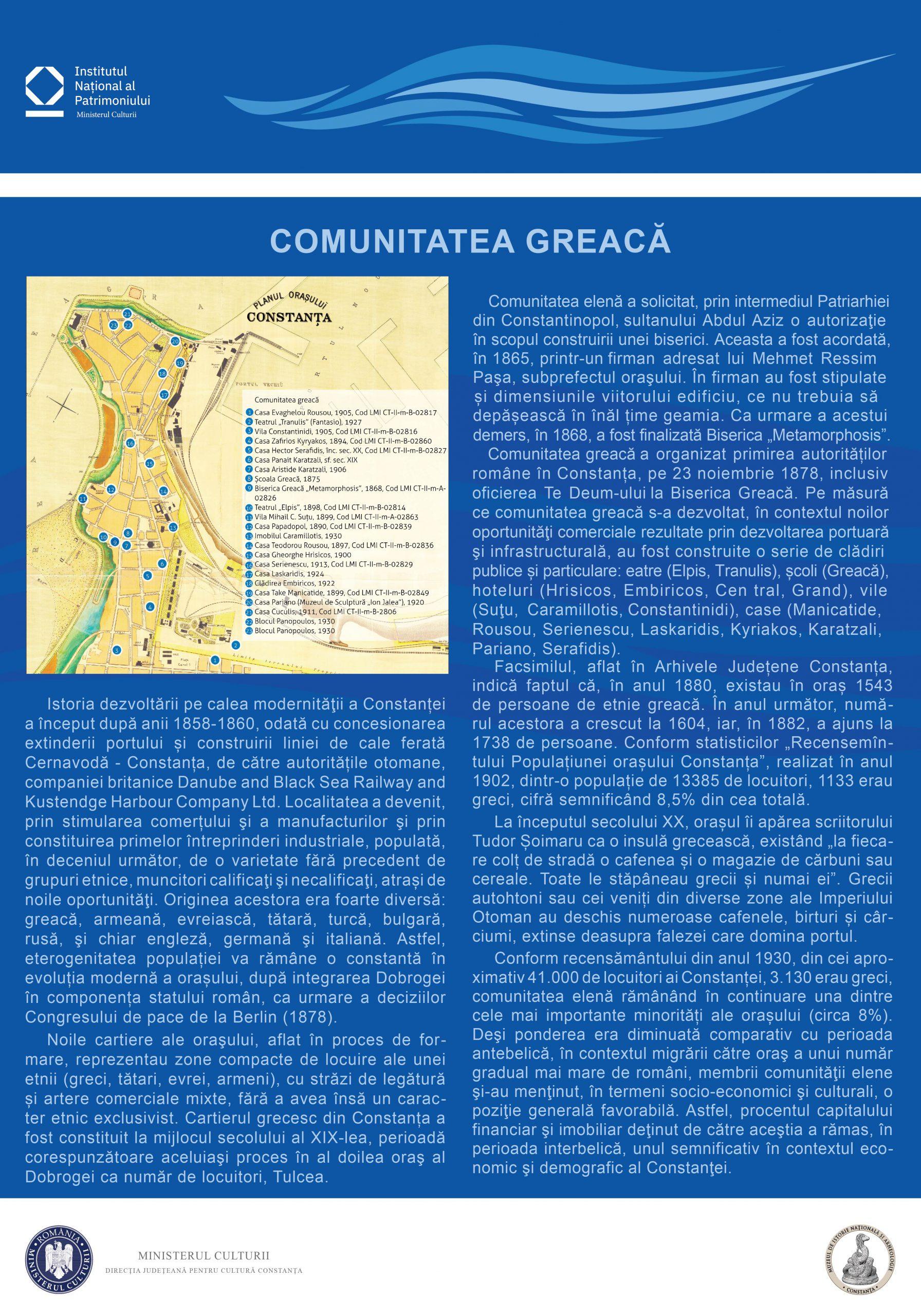 Comunitatea Greacă