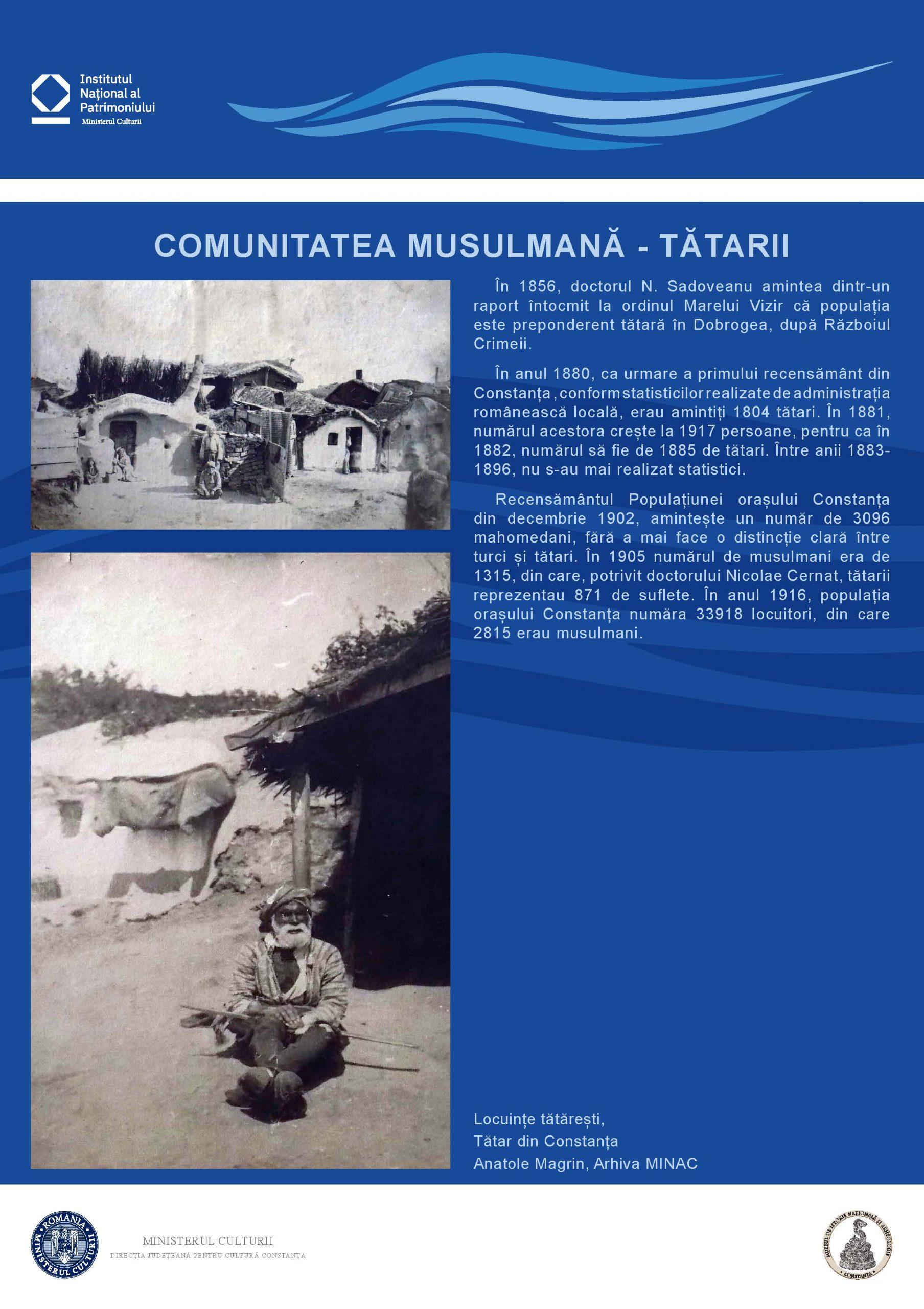 Comunitatea Tătară
